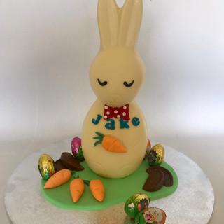 Jake's Chocolate Bunny.jpg