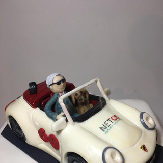 Peter's 60th - car.jpg