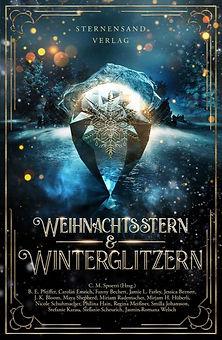 Weihnachtsstern und Winterglitzern - Ein