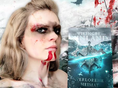 »Die Vikinger von Vinland (Band 1): Verlorene Heimat«
