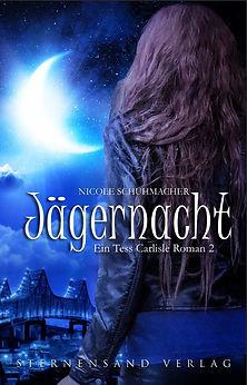 Jägernacht - Ein-Tess-Carlisle-Roman ban