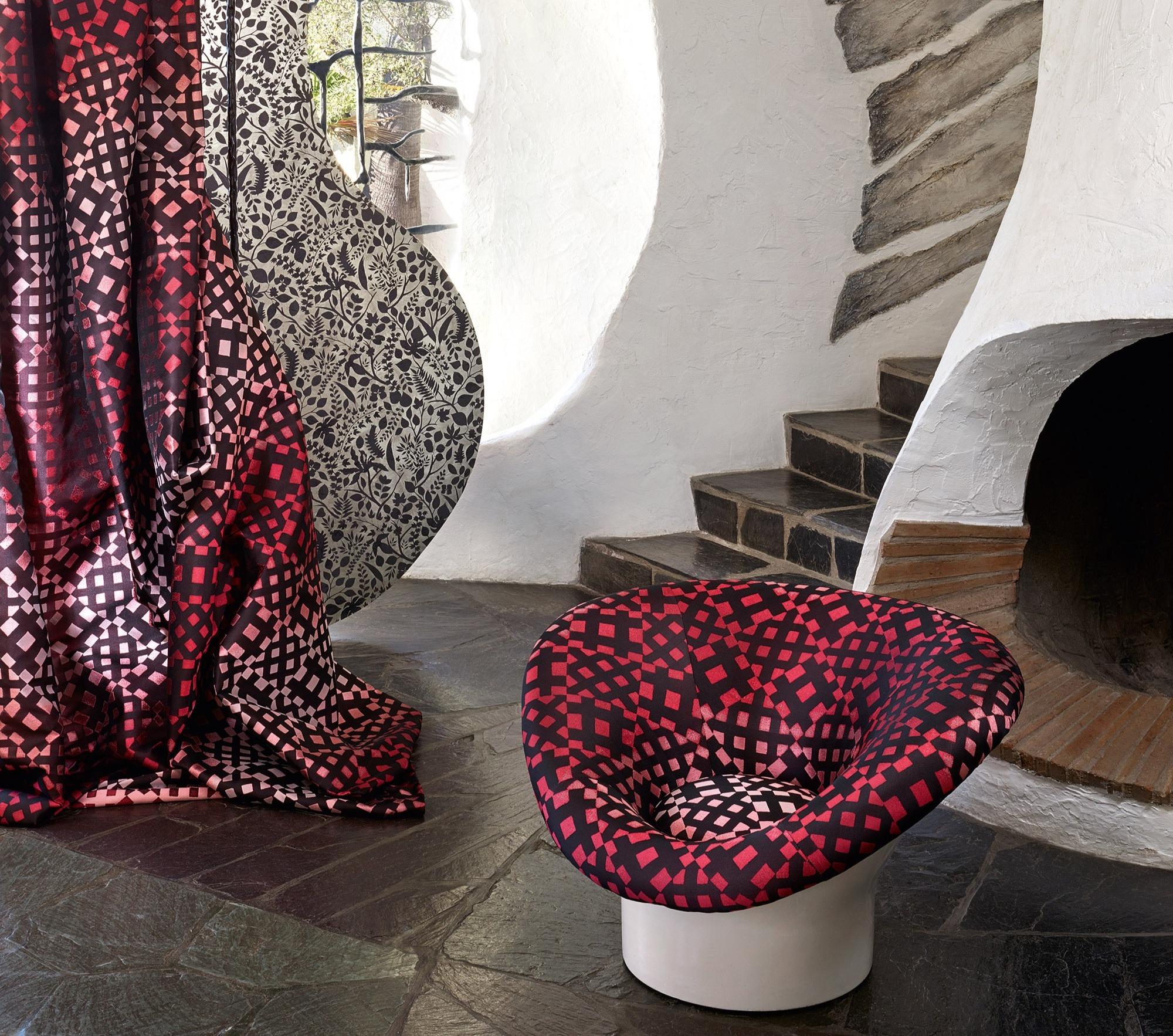 Christian Lacroix - L Aveu Bourgeon Fabric