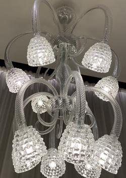 Barovier&Toso - Deckenleuchter aus Murano Glas