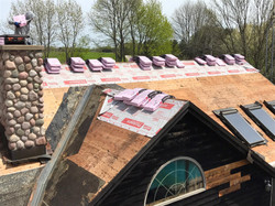 total roofing job