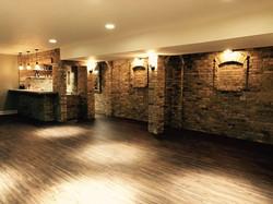 brick and stone work interior