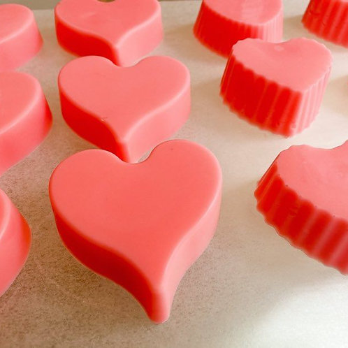 Valentine's Special Edition Shea Butter Hearts