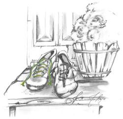 Les vieux souliers