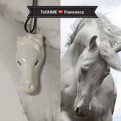 Collier Tot'Aime Cheval