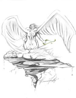 L'ange et le doute