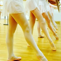 On travail les pointes
