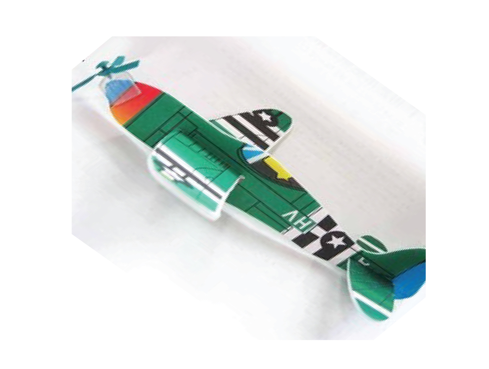 Project 3.2 Toy aeroplane