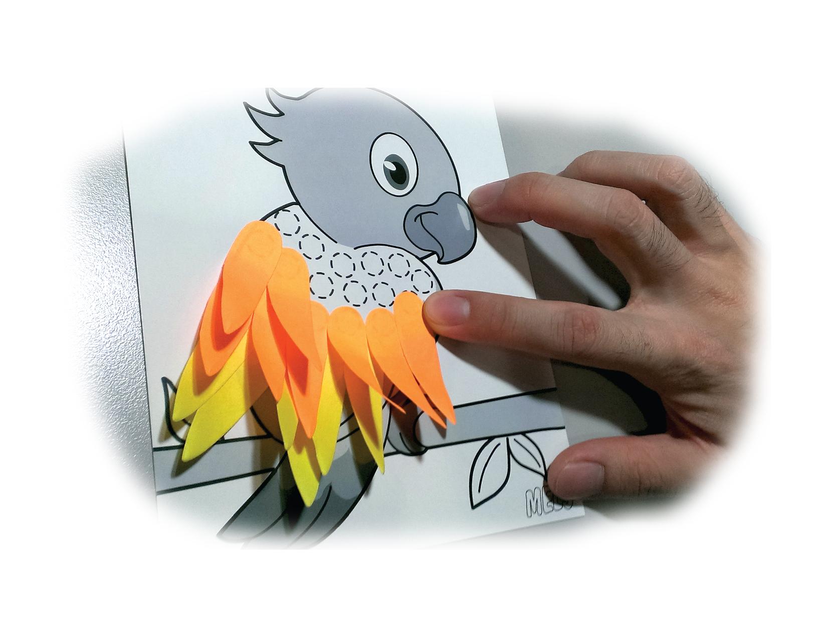 Project 9.1 A Parrot