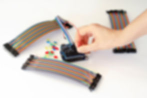 Arduino set components for children and