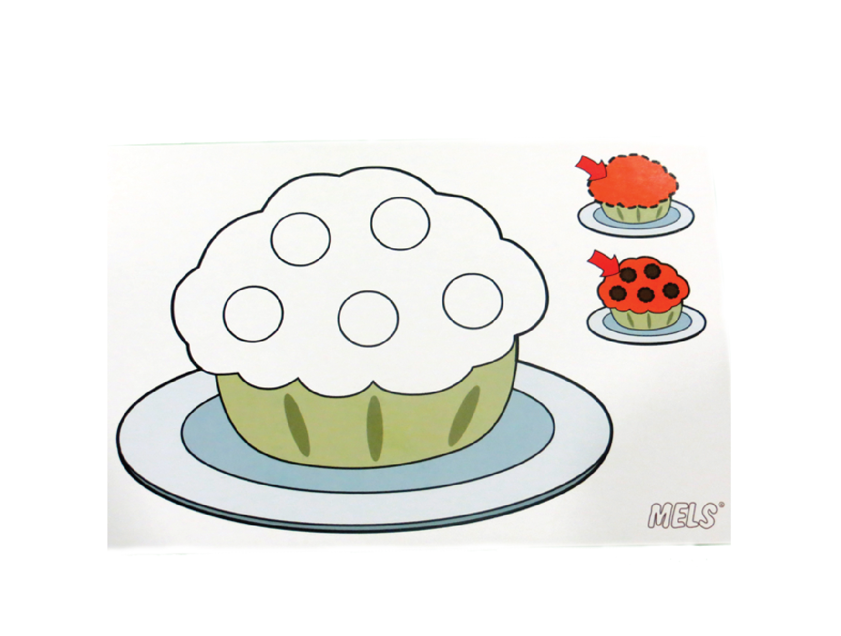 Project 5.2 A cupcake