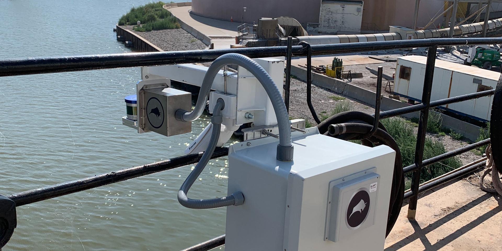 AutoMate V1 auxiliary sensor mast