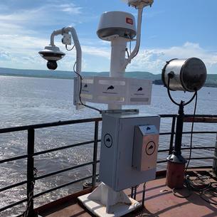 Sensor Mast