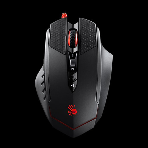 BLOODY ULTRA CORE ACTIVATED MULTI CORE GAMING MOUSES T70 (ACTIVATED-ULTRA-CORE 4