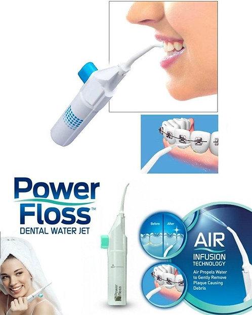 Air Powered Dental Water Jet Power Floss
