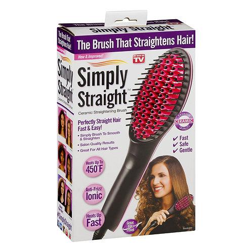 Simply Hair Straightener Brush