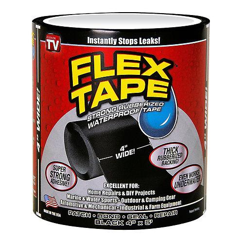 Flex Tape Rubberized Waterproof Tape - Black