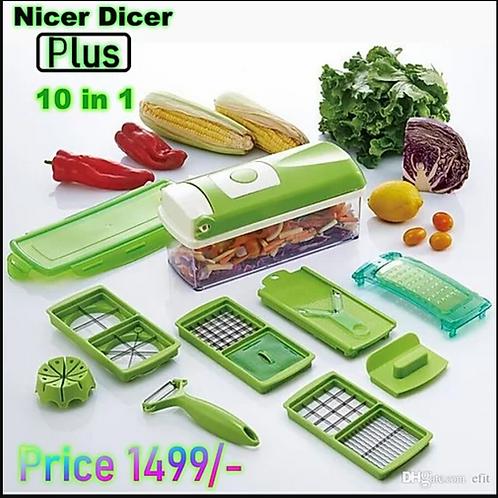 Nicer Dicer Food Vegetable Cutter