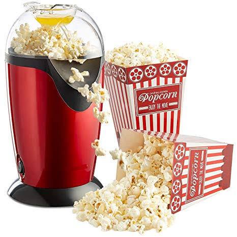 Automatic Popcorn Maker