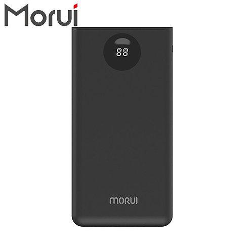 MORUI 25000mAh Power Bank PL25 Large Capacity Mini Mobile Power External Battery