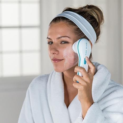 Spin Spa Cleansing Facial Brush