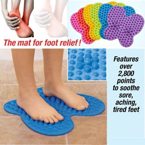 Futzuki Reflexology Foot Massage Mat - Blue