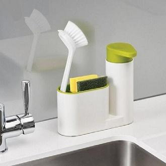 Sink Tidy Sey - 2 Pcs Set - Green