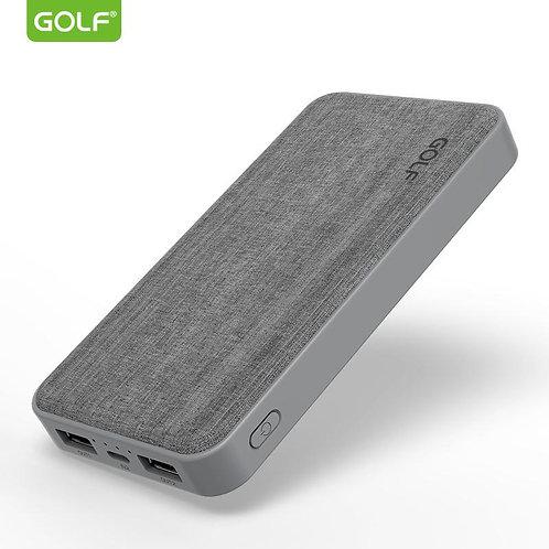 Golf 10000 MAH Full Capacity Power bank