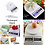 Thumbnail: Electronic Kitchen Scale Measur Upto 10/Kg