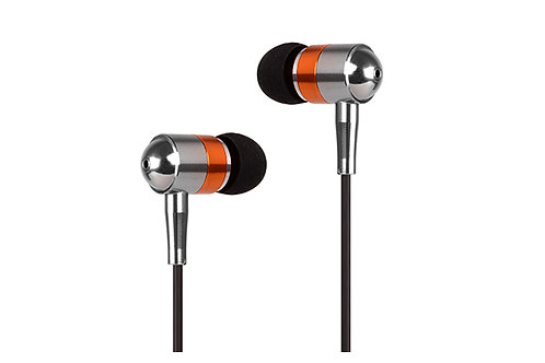 A4TECH EARPHONES WITHOUT MIC METALLIC EARPHONE (MK-610)