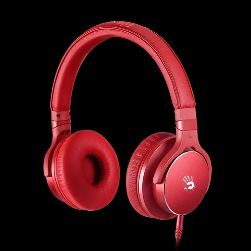 BLOODY GAMING HEADPHONES (ULTIMATE SURROUND SOUND) DYNAMIC HIFI HEADPHONE M510 (