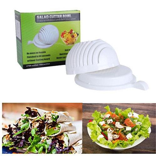 Vegetable Salad Maker Cutter Bowl