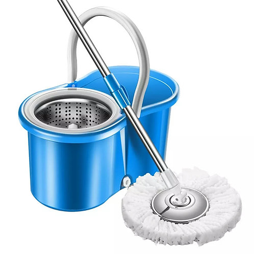 360 Magic Spin Mop Stainless Steel