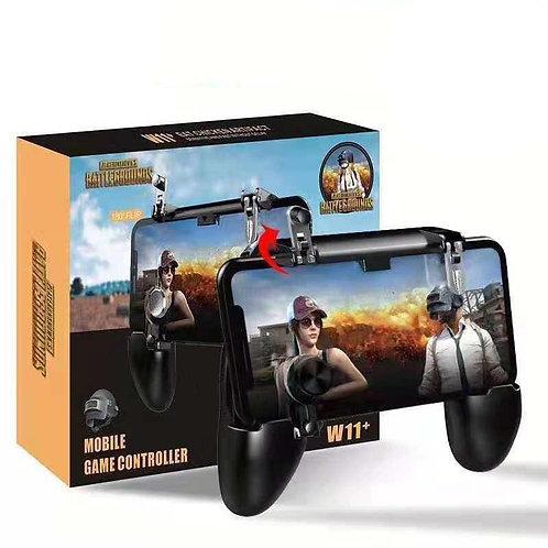 W11+ PUBG Gamepad PUBG Controller With 2 Builtin Triggers & 1 Joystick For Call