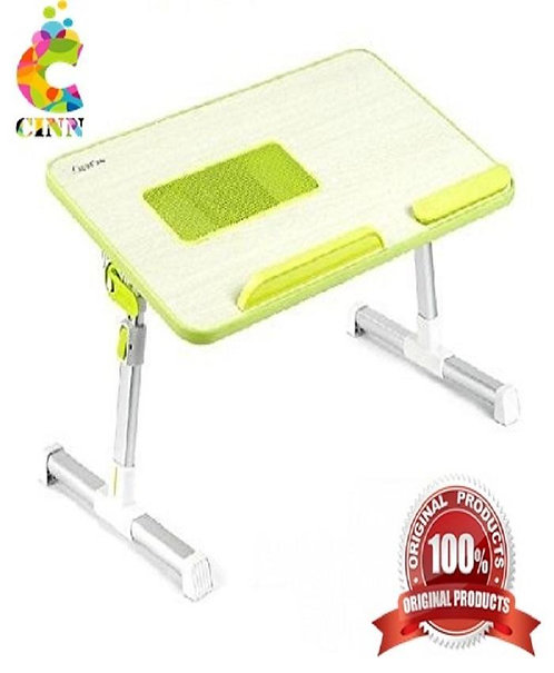 Laptop Table A8 Foldable Laptop Cooling Pad A8 Green