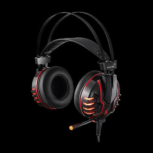 BLOODY GAMING HEADPHONES (ULTIMATE SURROUND SOUND) KNIGHT HIFI GAMING HEADSET M6
