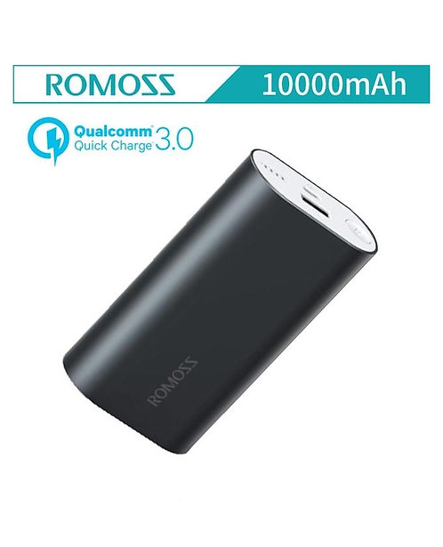 Romoss Ace Pro 3.0 Two-Way Quick Charge 10,000mAh Power bank