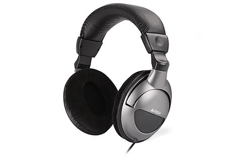 A4TECH HEADPHONES MIC IN LINE WIRED HEADSET (HS-800)