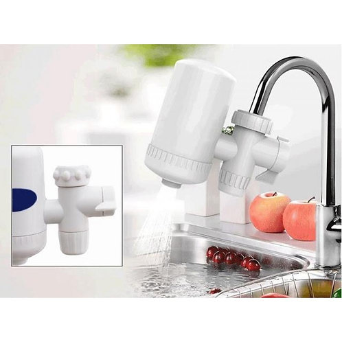 Popular Ceramic Water Purifier Faucet Tap Connected Water Filter