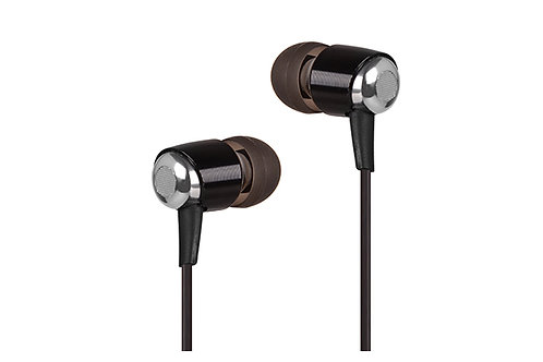 A4TECH EARPHONES WITH MIC HD METALLIC EARPHONE (MK-750)