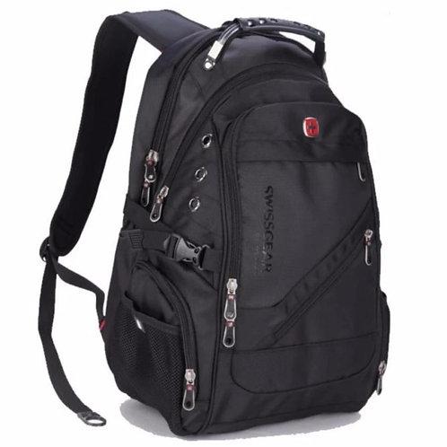 Swiss Gear Laptop Backpack - Black