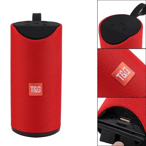 TG113 Compact Bluetooth Speaker Wireless Loudspeaker Stereo Sound Box
