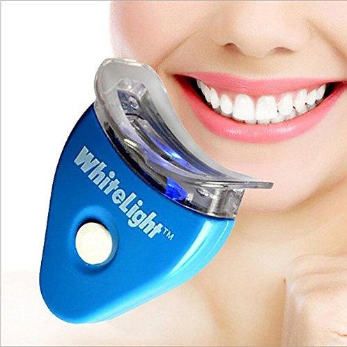 White Light Tooth Whitener Set - White & Blue