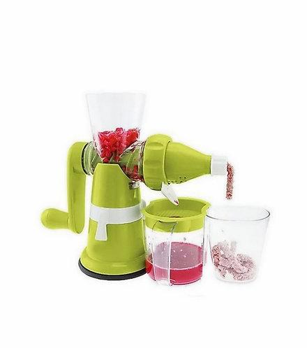 Manual Juicer Machine for Fruits & Vegetables