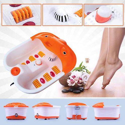 Footbath Massager With Heat Infrared Vibration