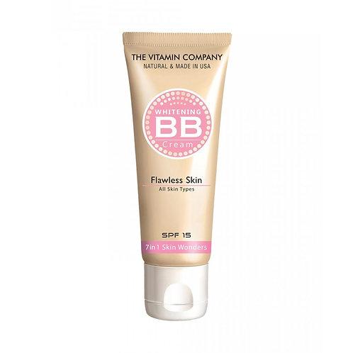 The Vitamin Company SPF-15 Whitening BB Cream
