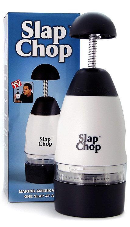 Slap Chop Chopper - White & Black